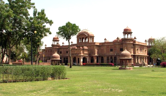 Lalgarh Palace And Museum Bikaner Rajasthan