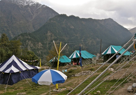 Igloo Camp Resort Sangla