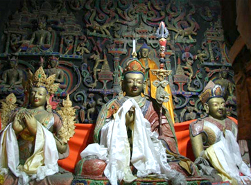 Lhalung Monastery Himachal
