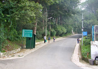 Lower and Upper Mall Kasauli