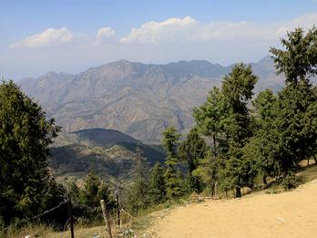 Mahasu Peak Kufri