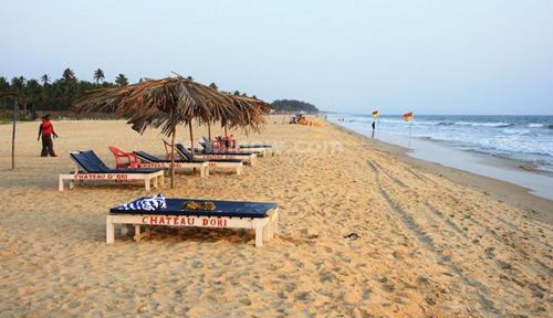Hotels Near Majorda Beach Goa