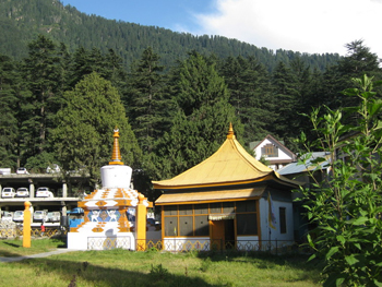 The Manali Gompa