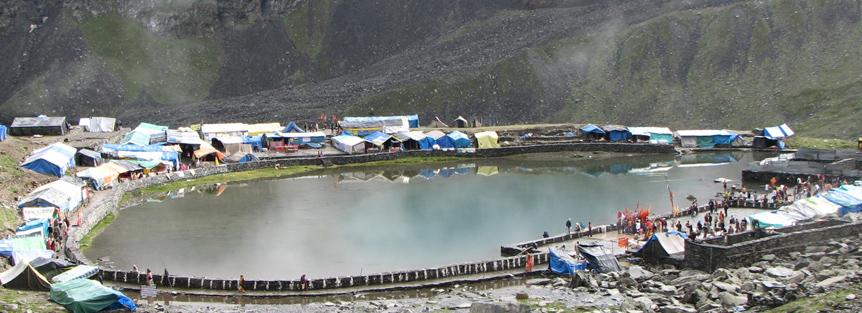 Manimahesh Yatra Kailash Trek