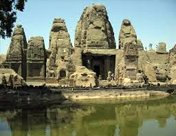 Masroor Rock Cut Temple Kangra