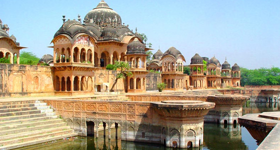 Mathura vrindavan weekend tour package from delhi 2nights 3 days mathura and vrindavan tour fandeluxe Image collections
