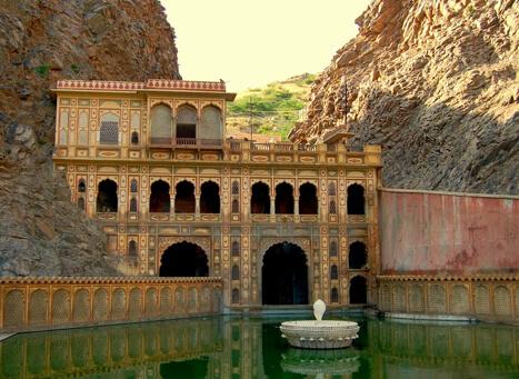 Galta Ji Temple, Jaipur