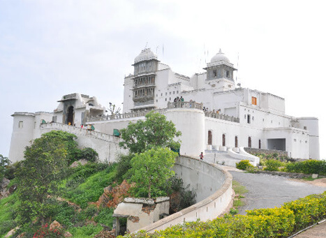 Monsoon Palace Udaipur, Rajasthan
