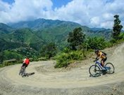 Mountain Biking and Motor Biking