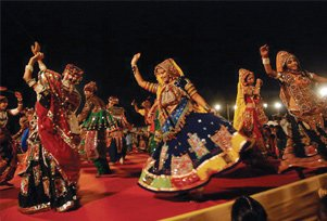Navratri Festival in Gujarat - Information and Dates