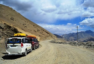 Nubra Valley Jeep Safari Tour