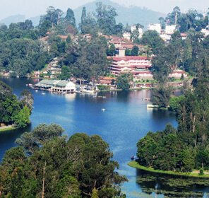Ooty - Munnar - Kodaikanal Tour Package
