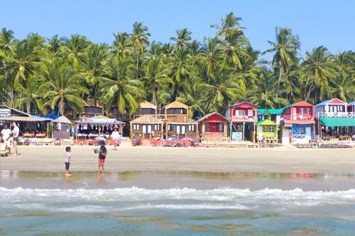 Hotels Near South Goa Beach