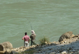 Angling at Pancheshar