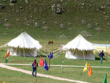 Paradise Camping Resort Sonmarg