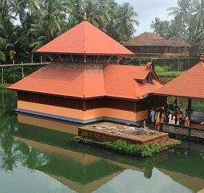 Temple Tour Kerala
