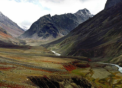 Pin Valley National Park Lahaul and Spiti