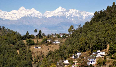 Pithoragarh to Lipulalekh Trek