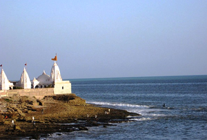 Porbandar Beach, Gujarat