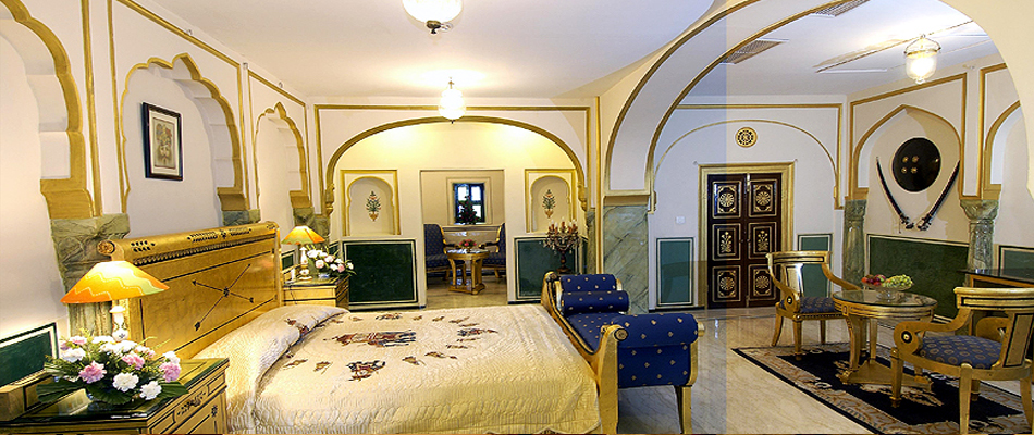 The Raj Palace Jaipur Online Booking Room Reservations