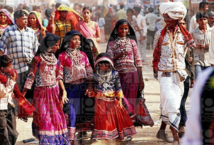 Ravechi Fair Gujarat