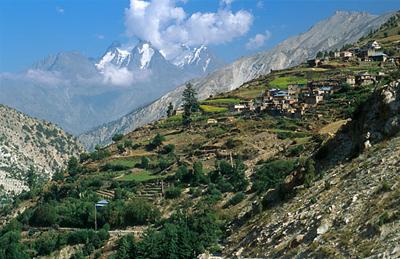 Ribba Village- Popular Tourist Places to Visit in Kinnaur, Himachal