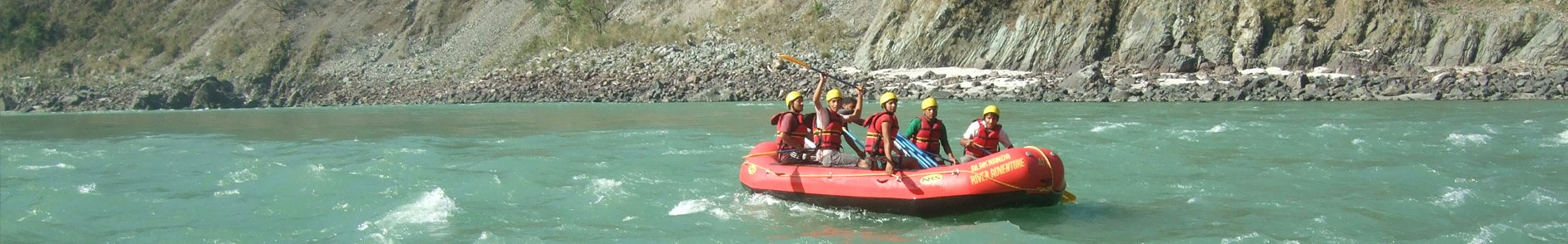 Kaudiyala Rishikesh River Rafting Tour