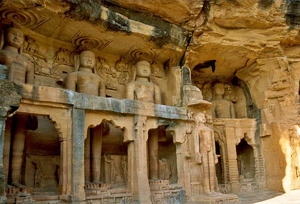 Rock Temple, Gwalior