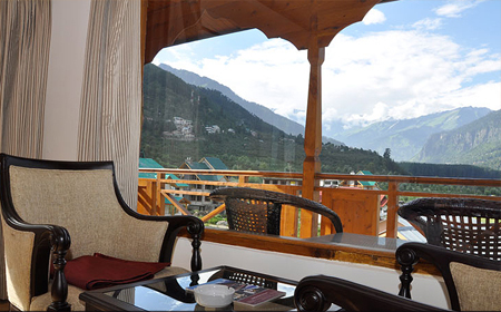 Sandhya Resort and Spa Manali