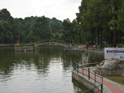 Saurabh Van Vihar, Palampur