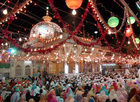 Ajmer Hazrt Khwaja Garib Nawaz Dargah Tour Rajasthan