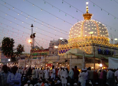 Ajmer hazrt khwaja garib nawaz dargah tour rajasthan khwaja moinuddin chishti dargah ajmer altavistaventures Choice Image