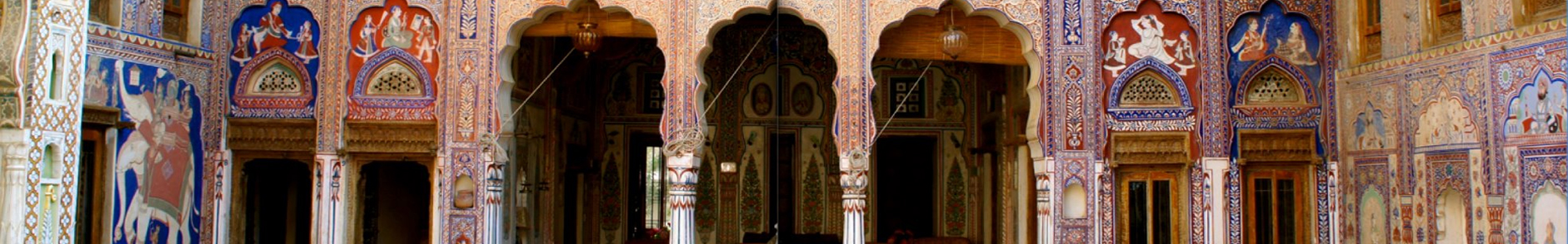 How to Reach Shekhawati