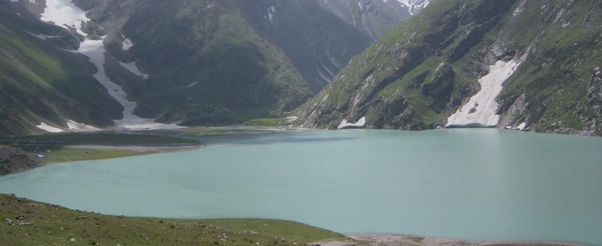 Sheshnag Lake Pahalgam