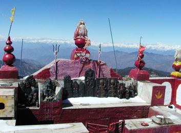 Shikari Devi Temple Mandi Himachal Pradesh