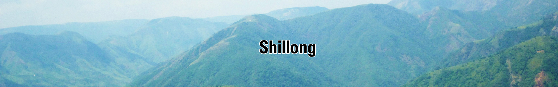 Shillong Hill Station Holiday Packages