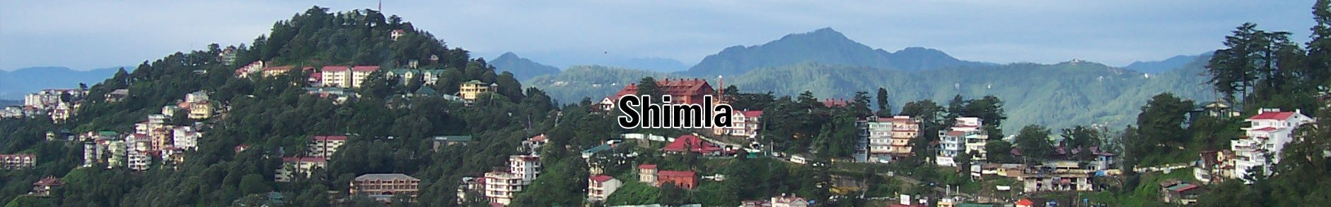 Shimla Hill Stations Holiday Packages