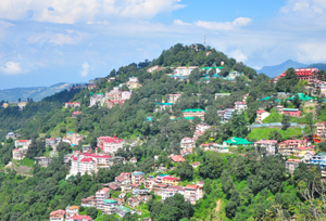 Shimla Tourist Attraction