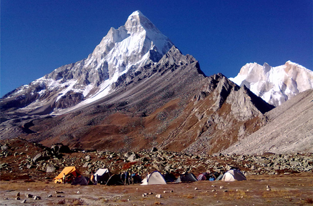 Shivling Base Camp Trek
