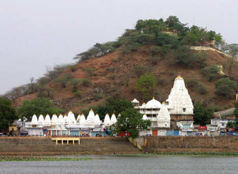 Shrinathji Temple, Rajasthan