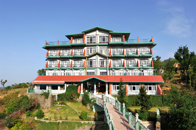 Snow Hermitage Resort Dharamshala Himachal