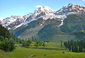 Sonmarg - Sindh Valley
