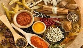 Spices of South India