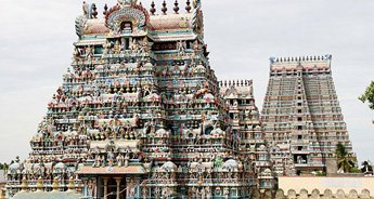 Temple Tours South India
