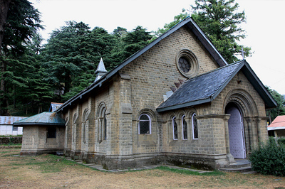 St. John's Church Dalhousie