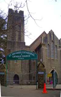 St. Michael's Cathedral Shimla