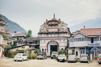 Sultanpur Palace Manali