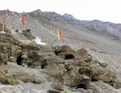 Tabo Cave Lahaul and Spiti