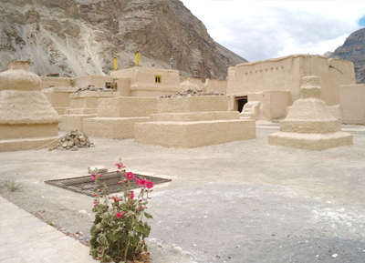 Tabo Monastery Himachal