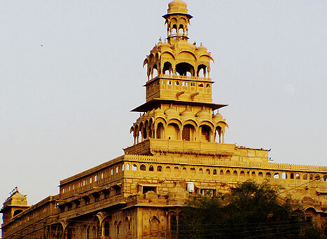 Tazia Tower Jaisalmer